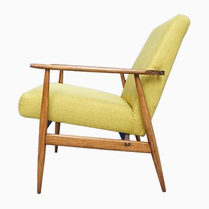 Mid-Century Armchair by Henryk Lis, 1960s