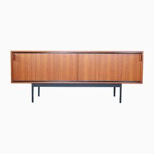 Mid-Century Sideboard aus Teak von Dieter Wäckerlin für Idealheim, 1960er