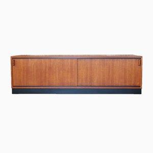 Mid-Century Teak Sideboard by Dieter Wäckerlin for Idealheim, 1960s