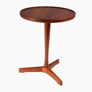 Mid-Century Danish Teak Side Table by Hans Andersen for Artek, 1960s