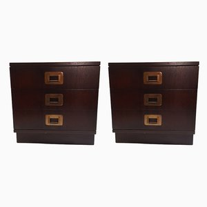 Nightstands by Ico Parisi for Brugnoli, 1959, Set of 2