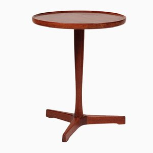 Small Mid-Century Danish Teak Side Table by Hans Andersen for Artek