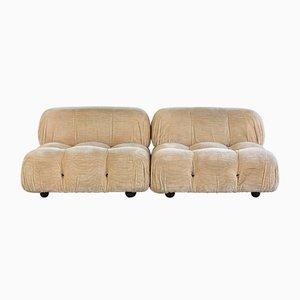 Modulares Sofa von Mario Bellini für B & B Italia / C & B Italia, 1970er