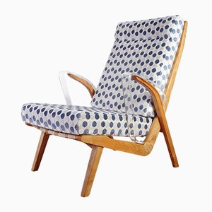 Mid-Century Lounge Chair from Uluv, 1960s