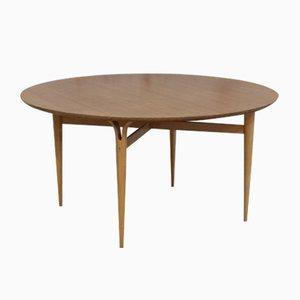 Tavolino da caffè Mid-Century di Bruno Mathsson, anni '60