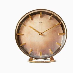 Reloj de escritorio Art Déco de Kienzle, años 50