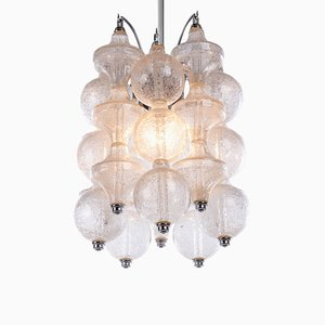 Bubble Glass Chandelier by Archimede Seguso for Seguso, 1960s