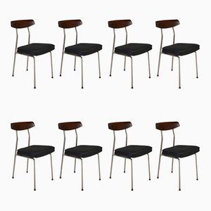Model S230 Dining Chairs by John & Sylvia Reid for Stag, 1960s, Set of 8