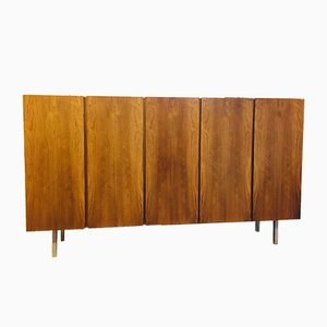 Credenza Mid-Century in palissandro, anni '60