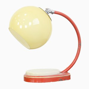 Lámpara de mesa de Marianne Brandt para Ruppel Werke, 1927