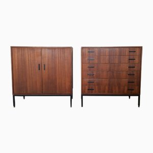 Vintage Credenzas, 1960s, Set of 2