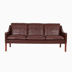 Sofas & Sessel von Børge Mogensen für Fredericia Furniture, 1980er, 3er Set