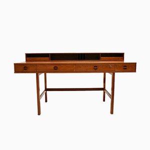 Dänischer Vintage Schreibtisch aus Teak von Jens Quistgaard für Lovig Dansk, 1960er