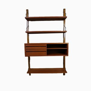 Teak Shelf by Poul Cadovius for Cado, 1960s