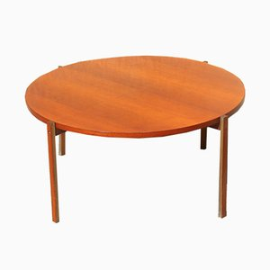Teak 1202 Coffee Table by Ico Luisa Parisi for Stildomus, 1959