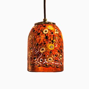 Murano Glass Pendant Lamp by Hans Peter Neidhardt, 1990s
