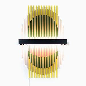 Lampe Lamina par Tijs Gilde pour Transnatural Label
