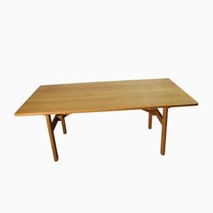 Table de Salle à Manger Modèle 6284 par Børge Mogensen pour Fredericia, années 70