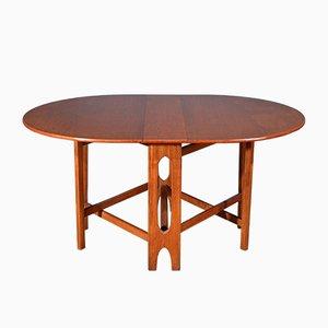 Table de Salle à Manger Mid-Century en Teck de McIntosh, années 60