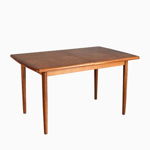 Mid-Century Teak Extendable Dining Table from Meredew, 1960s