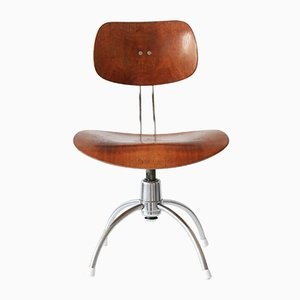 Mid-Century Model SE 40 Swivel Chair by Egon Eiermann for Wilde+Spieth, 1950s