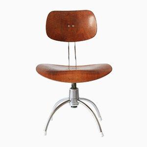 Mid-Century Model SE 40 Swivel Chair by Egon Eiermann for Wilde+Spieth, 1950s