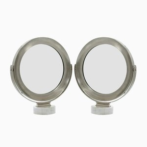 Mirrors by Sergio mazza, 1970s, Set of 2