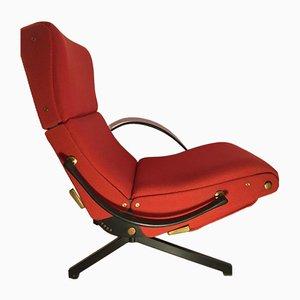 Modell P40 Sessel von Osvaldo Borsani für Tecno, 1950er