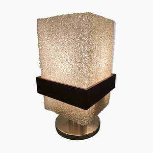 Resin Table Lamp, 1960s