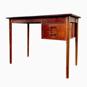 Danish Teak Desk, 1950s