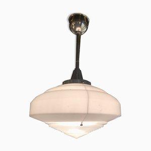 Holophane Deckenlampe, 1950er