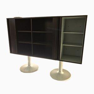 LC20 Casiers Standard Sideboard von Le Corbusier für Cassina, 1985