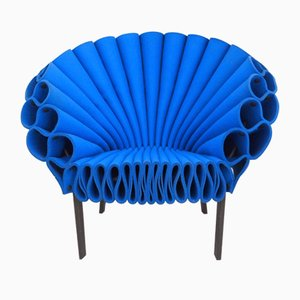 Italian Peacock Lounge Chair by Dror Benshetrit for Cappellini, 2000s