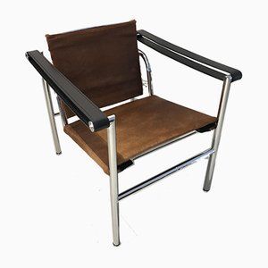 LC1 Armchair by Le Corbusier for Cassina, 1970s