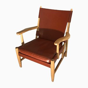 Italienischer Sessel von Gunnar Asplund für Cassina, 1980er