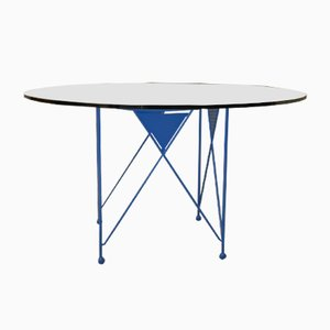 Midway 3 Table by Frank Lloyd Wright for Cassina, 1980s
