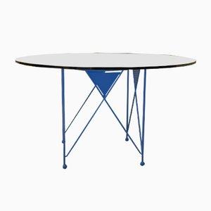 Table de Salle à Manger Midway 3 par Frank Lloyd Wright pour Cassina, années 80