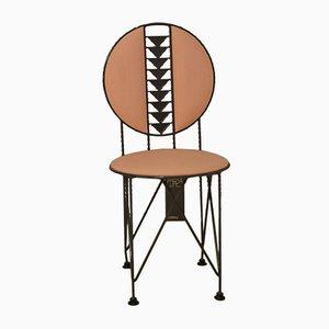 Chaise Midway 2 Vintage par Frank Lloyd Wright pour Cassina