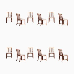 Dining Chairs from Frits Henningsen, 1940s, Set of 12