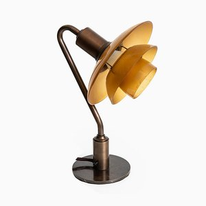 Lampe de Bureau Modèle PH-2/2 par Poul Henningsen pour Louis Poulsen, années 30