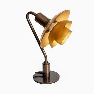 Modell PH-2/2 Tischlampe von Poul Henningsen für Louis Poulsen, 1930er