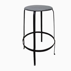 Industrial High Stool, 1950s