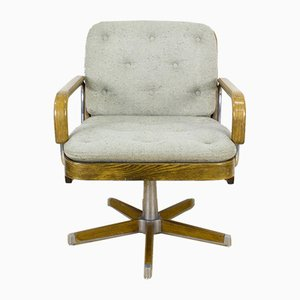 Spanish Swivel Chair from AG Barcelona, 1970s
