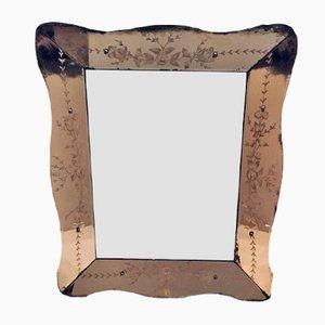 Mirror from Murano, 1950s