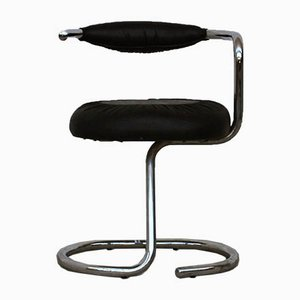 Cobra Dining Chair by Giotto Stoppino, 1970s