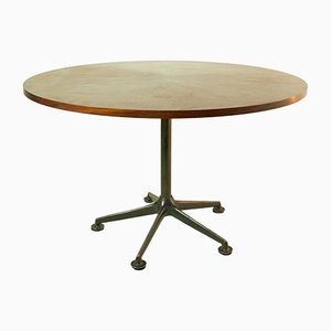 Round Dining Table by Ico Parisi for MIM, 1950s