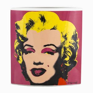 Vintage Vase by Andy Warhol for Rosenthal