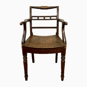 Antique English Carver Chair