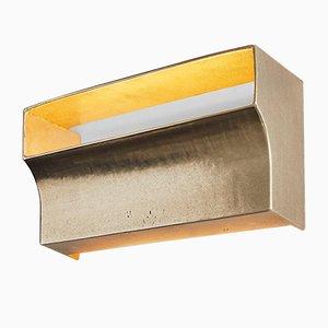 Lámpara de pared Scoop de aluminio de Henry Wilson