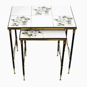 Mid-Century Nesting Tables